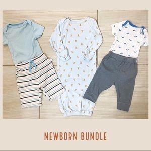 Newborn Baby Bundle Gender Neutral / Boy